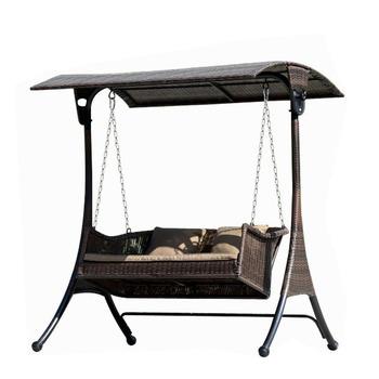 Outdoor Indoor Rattan Baby Hammock Swing Sofa Buy Automatic