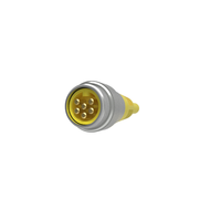 China tianjin 7/8 IP67 power waterproof 6pin circular male Connectors