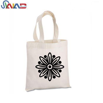 Customized Whole Standard Size Cotton Tote Bags No Minimum