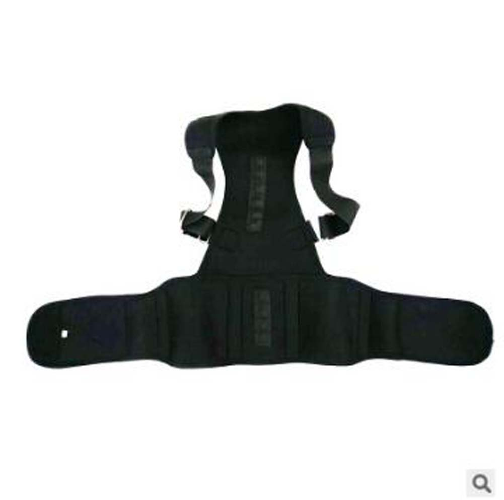 XIAOCHUI Corrective Posture Correction Belt Humpback Shape Back Correction Belt Back Posture Correction Belt Unisex