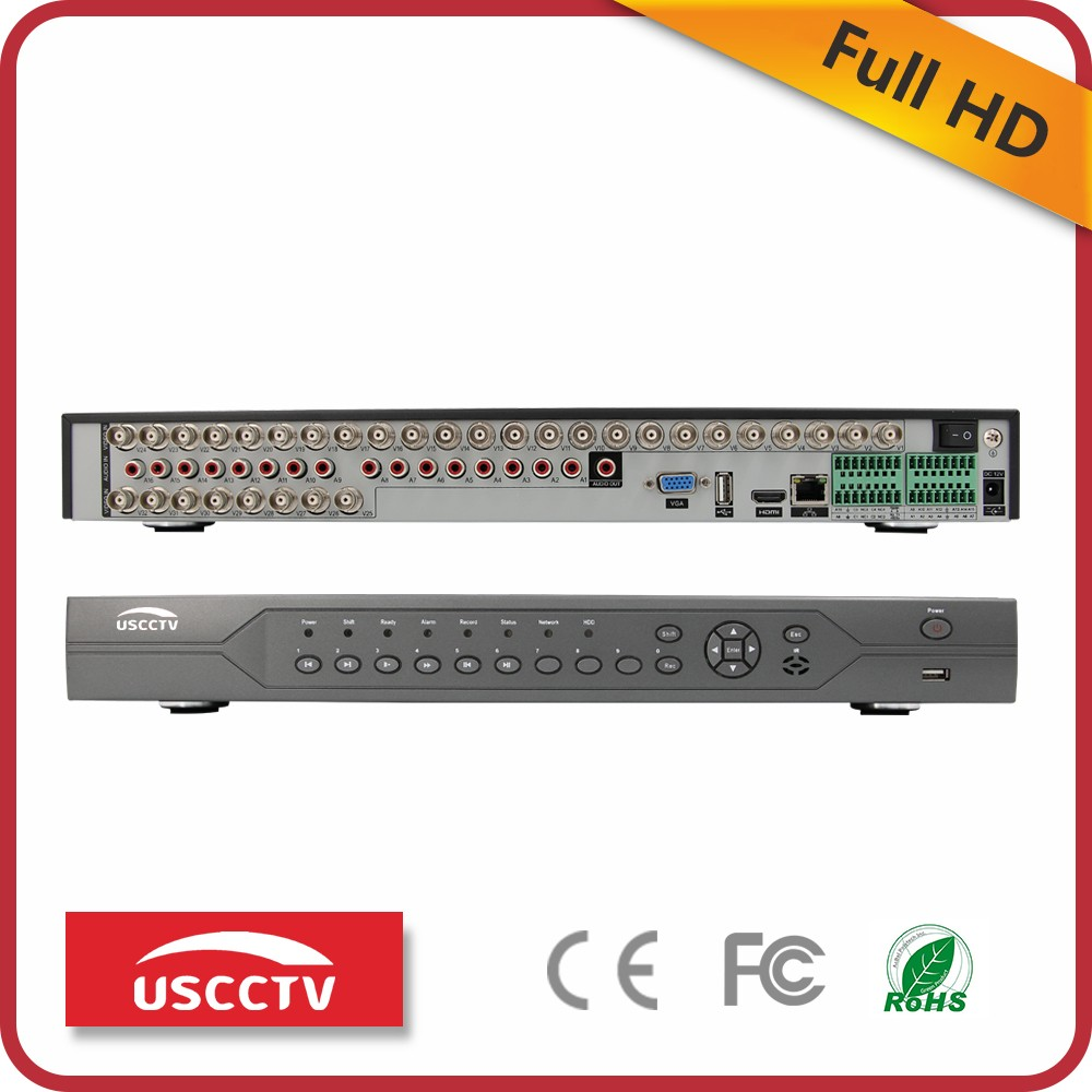 USC hot selling 8 ch 4 channel 16 channel h 246 cctv dvr 8ch 16ch full hd 1080p dvr recorder