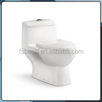 Popular modern design toilet bowl from foshan sanitary ware manufacturer B1304