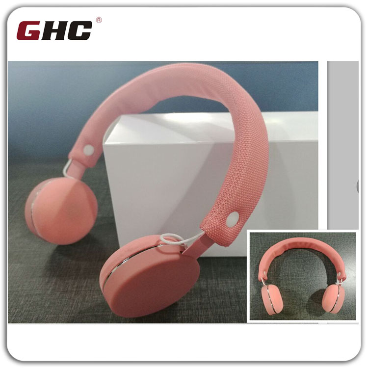 fabric headphone with super bass sound quality any logo available
