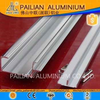 Isreal/Palestine Flexible Decorative Aluminium Tile Trim/stair  Nosing,ceramic Aluminum Edge Trim