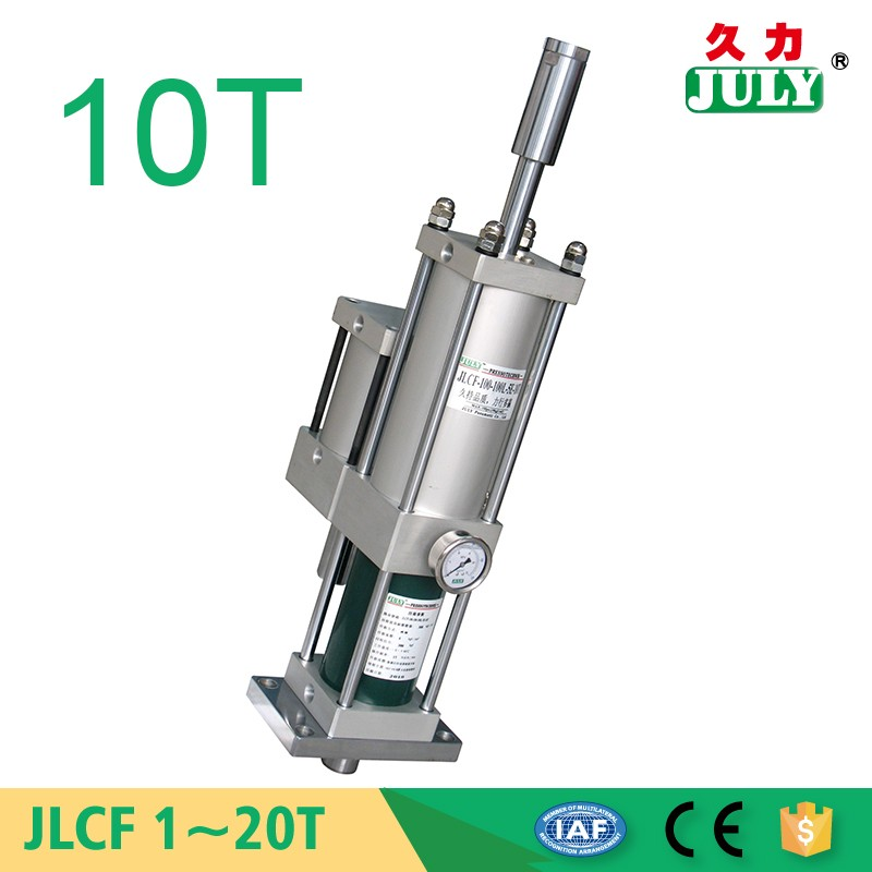 lowest cost China-made JULY brand alluminum barrel pneumatic control mini cylinder