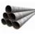 Hot selling high strength spiral welded steel pipe for gas and oil