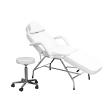 For Dermatology Chair Simple Design With A Practitioner Stool Beauty Salon Facial Cosmetic Table For Spa Massage Bed