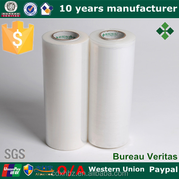 Transparent Pallet PE Plastic Core Stretch Film