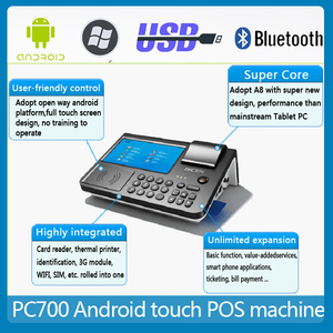 ZKC POS terminals system Solution for software developer