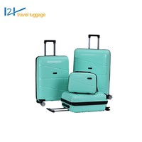 Lightweight Travel Trolley Decorative Suitcase Luggage Bag For Men