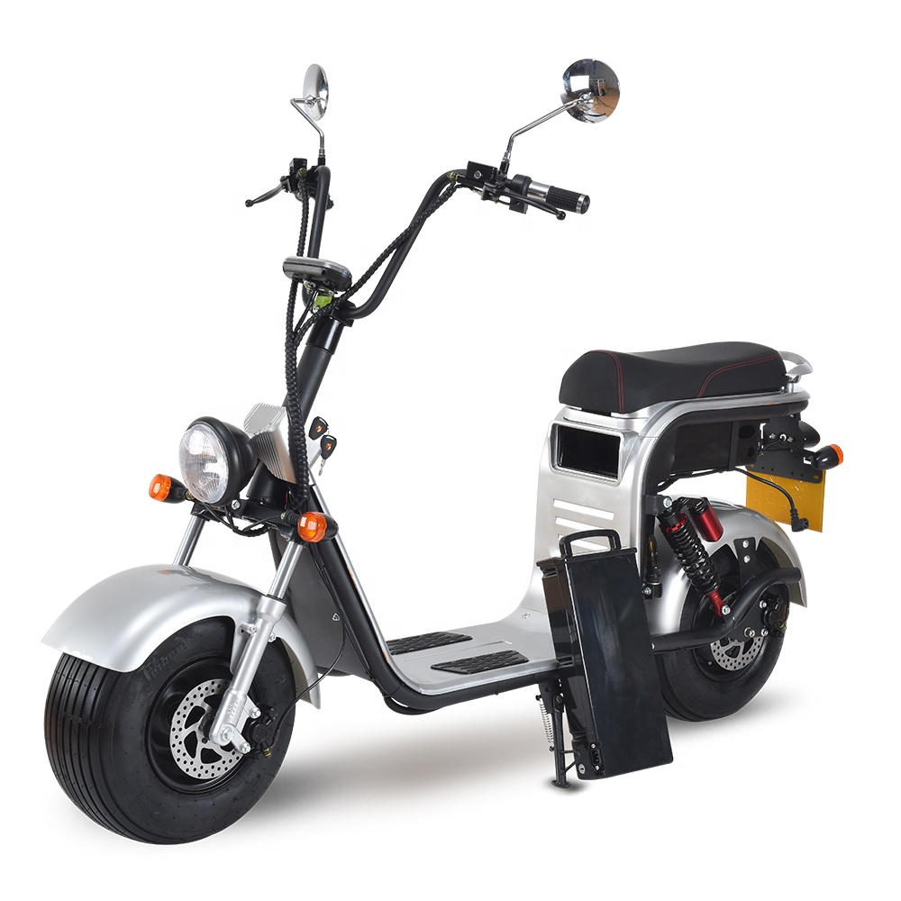 40-60km Range Per Charge and 60v Voltage 3 wheel electric scooter citycoco motorcycles electric tricycle
