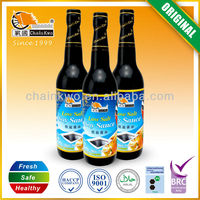 Chinese Low Salt Halal Soy Sauce 623ml