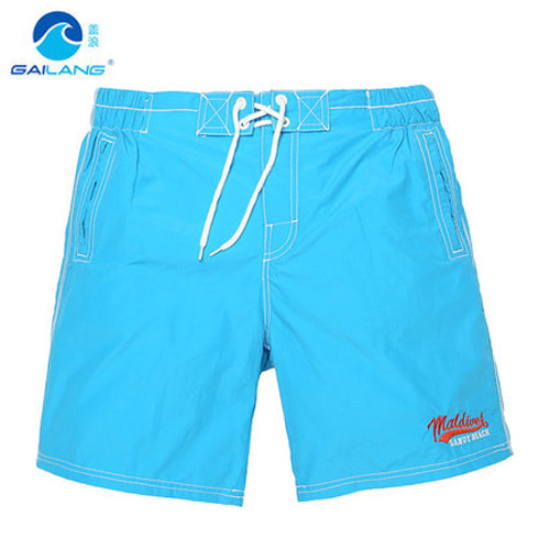 Analytical Gailang Brand Swimwear Men Beach Shorts Trunks Board Shorts Casual Quick Dry Bermuda Man Swimsuits Mens Active Short Bottoms Men's Clothing