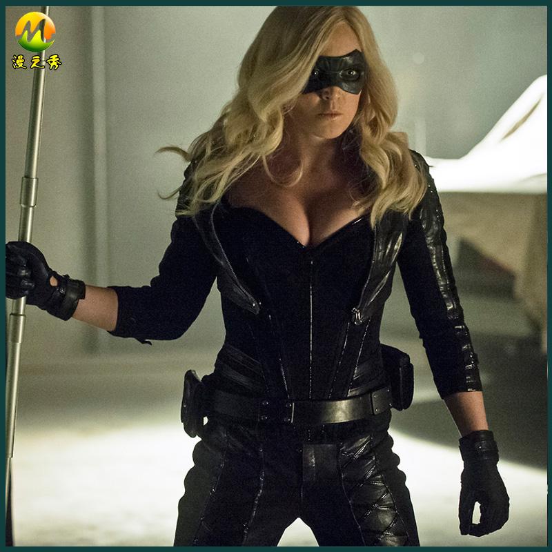 Black Canary Costume Arrow