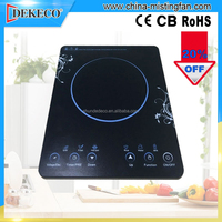 electric portable power source induction cooker for cooking