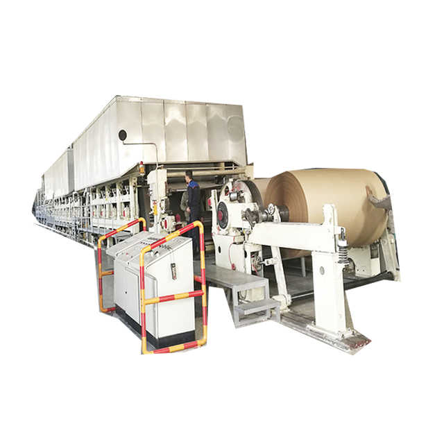 Full automatic paper cone making machine/ cardboard recycling machine/ corrugated carton production line