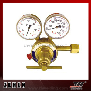 American Type Oxygen Gas Regulator