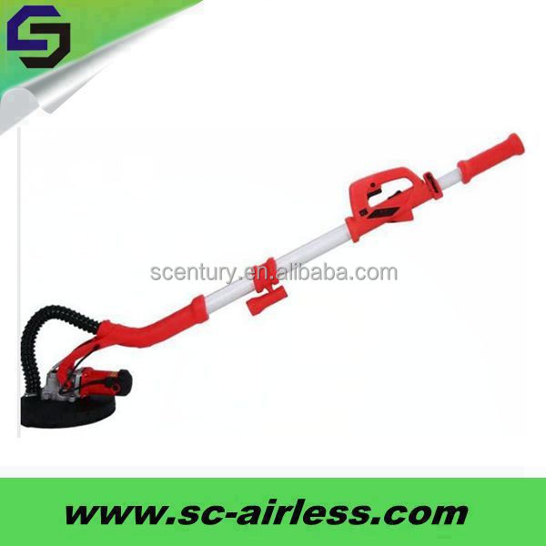 Hot sale electric vacuum sander drywall sander machine