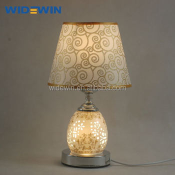Chinese Style Table Lamp/ceramic Table Lamp Ww-0038