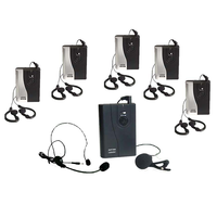 AG300 Professional wireless Tour Guide System/Audio guide/radio guide