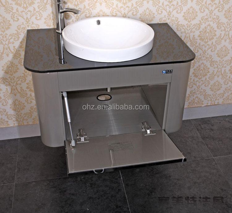 2T 027 billige bad sets und waschbecken spiegelschrank Kabinett