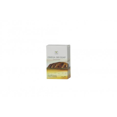 Omega 369 Y-not Natural Whitening Soap