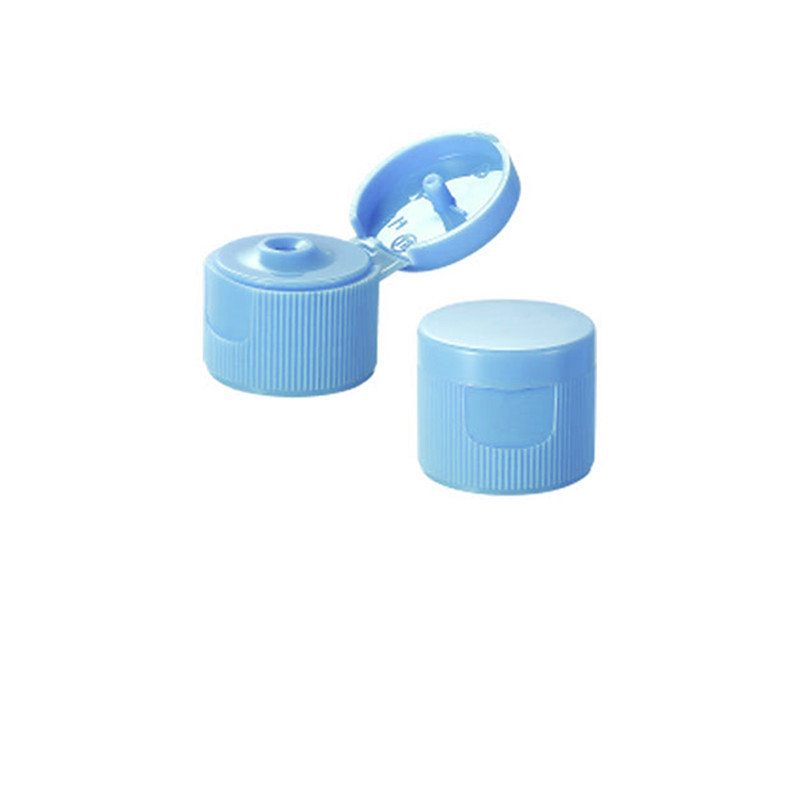 24/410 24/415 28/410 20/410 ribbed and smooth plastic flip top <strong>cap</strong> for Cosmetic bottles