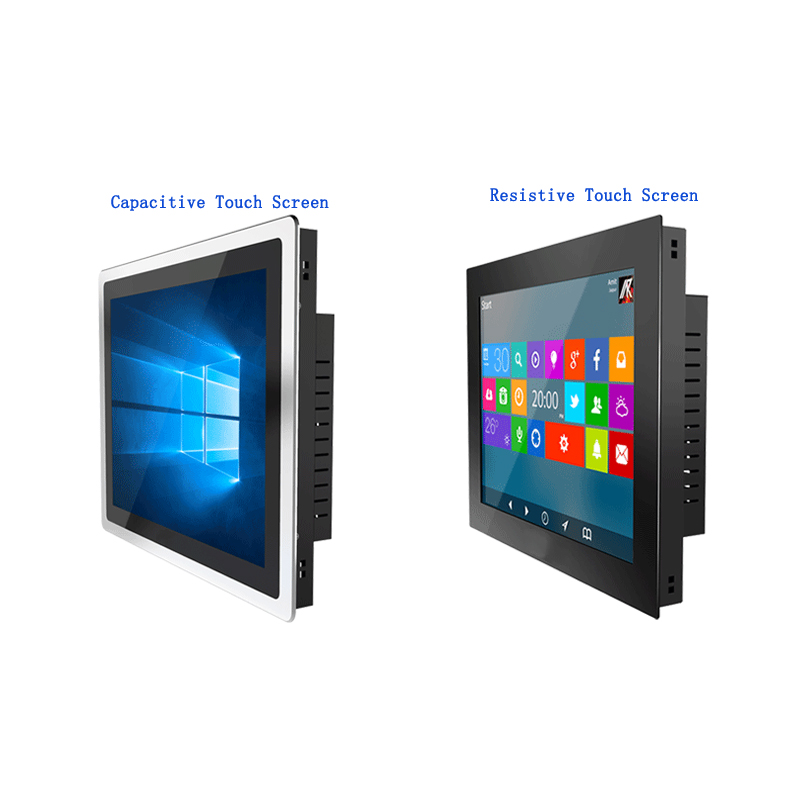 15/17/19/ 22inch industrial open frame touch screen monitor with DVI+VGA connections