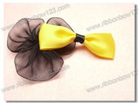 pet accessories yellow dog bow ties