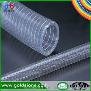 2 inch plastic corrugated flexible accordion pvc spring hose pipe