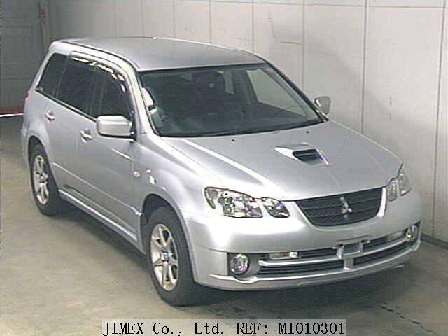 2003 Mitsubishi Airtrek Cu2w Used Car From Japan Mi010301