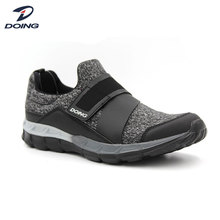 Durable no laces sport womens running shoes