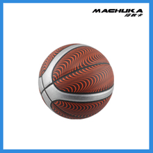 MACHUKA Official PU Basketball Slip-resistant Training Basketball Balls Factory Direct Sale