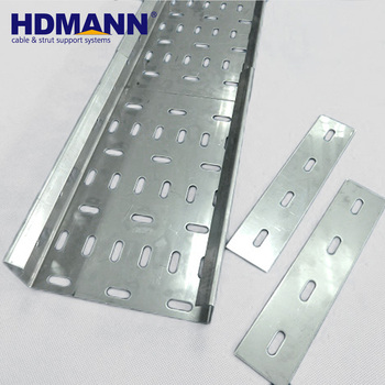 Electrical Galvanized Perforated Cable Tray Accessory