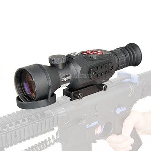Hunting X-SIGHT II HD 5-20x DAY & NIGHT VISION RIFLE SCOPE HK27-0022