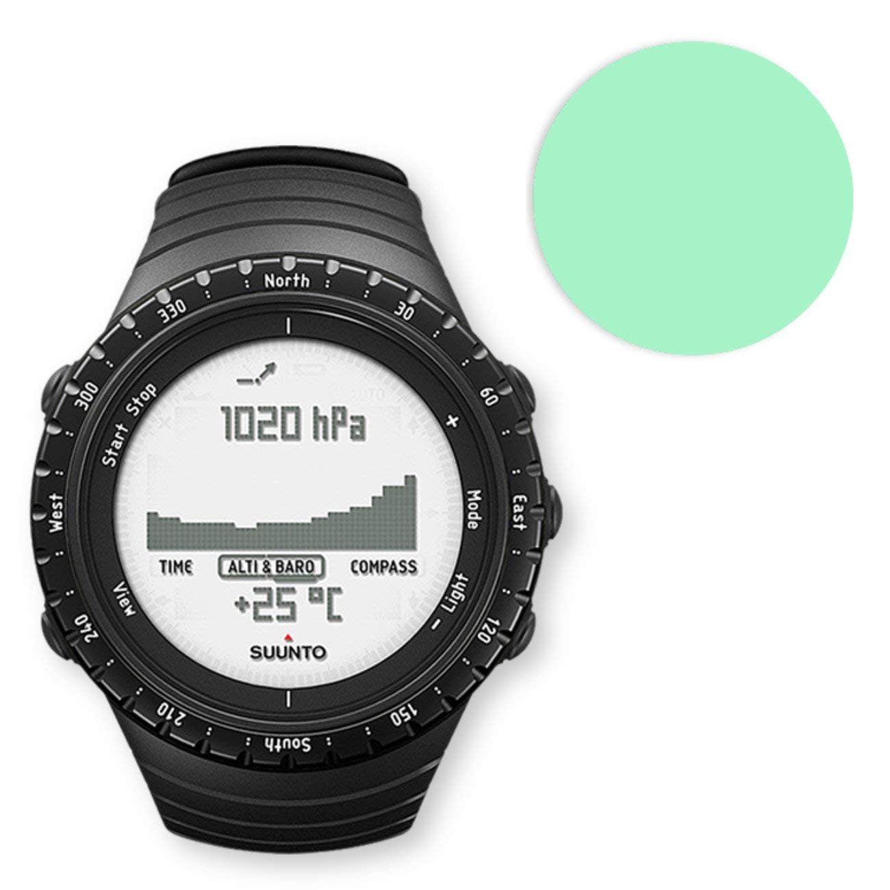 Cheap Black Core Alliance Find Deals On Line At Suunto Ultimate Get Quotations Golebo Screen Film For Privacy Protection Green Regular Premium Quality