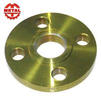 Oem cnc machining ansi forged square pipe flange