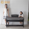 upright digital piano CDU-9/88 keys electric keyboard/electric piano with music stand