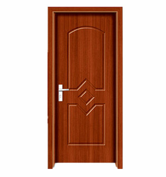 Painted Wooden Door Soundproof Hotel Door For Engineered