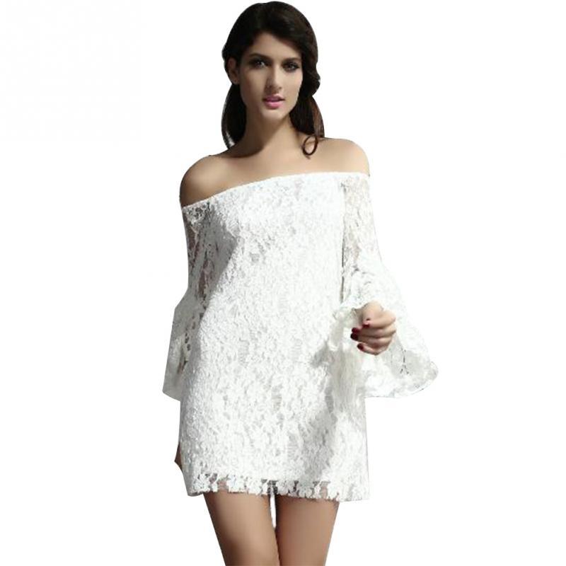 Wholesale 2016 New Bride Evening Dress Vintage Shoulder: 2016 New Arrivals Elegant Vintage Bridal Boho Off Shoulder