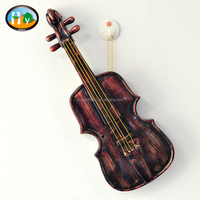 Christmas Tree Ornament Little Violin for Christmas day decoration