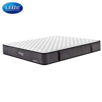 Tight Top Style Pocket Spring Memory Foam Mattress Queen Size