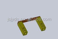 stamping shunt resistor with brass column reach foreign market standard