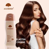 Wholesale curly hair elastin curl moisturizing elastin cream hair gel