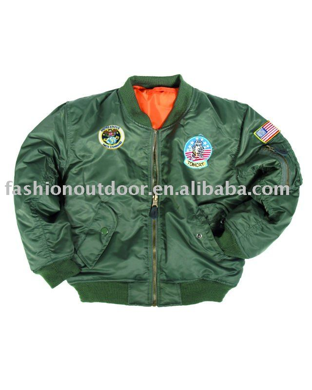 Alpha Military MA1 Jacket( Police Equipment Military Equipment)