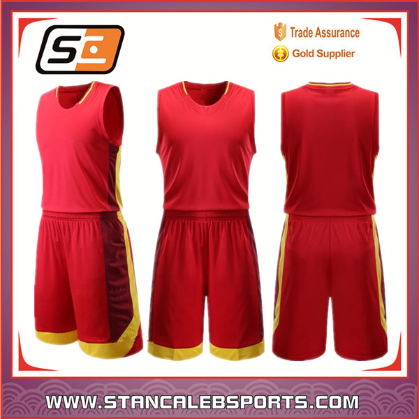 5ad633d3a Stan Caleb Adult Old School Basketball Jersey latest best Sublimated  reversible Custom Basketball Jersey design