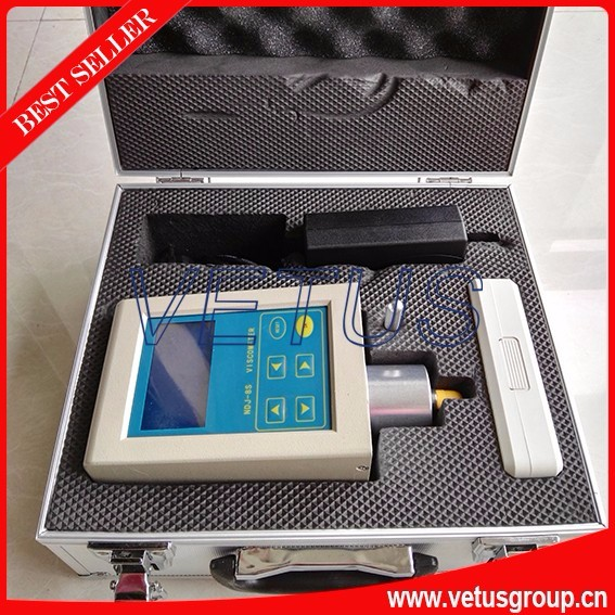 Digital Viscosity Meter Ndj-8s Portable Viscometer Price ...