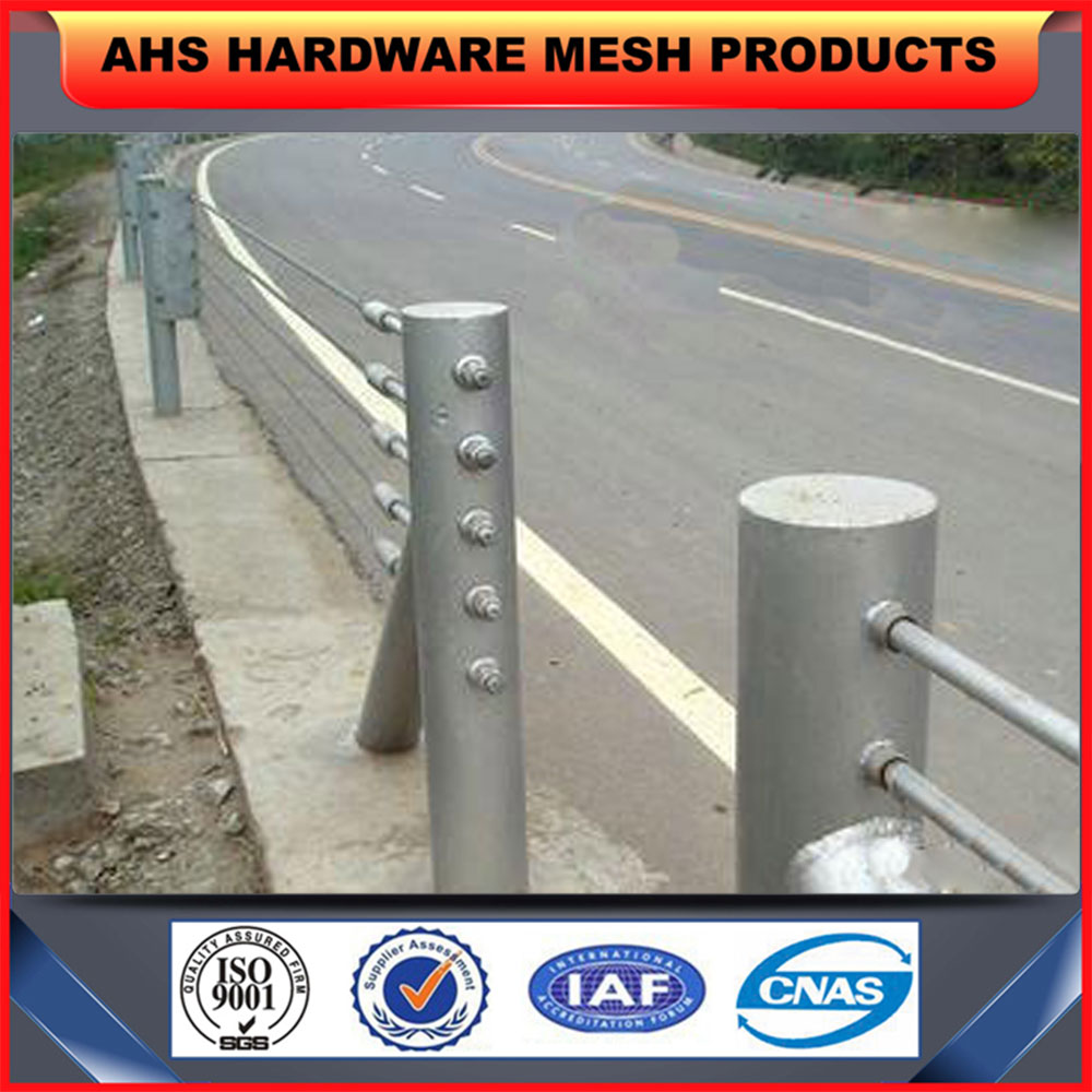 Wire Rope Barriers Cable Safety Systems Cass - Buy Cable Fence,Cable ...