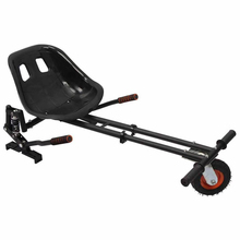 "hoverboard cart-Hover Kart Self Balance Scooter, Drifting Mini Cart Conversion Kit 6.5"" Hoverboard Accessories for Off-Road Go-K"
