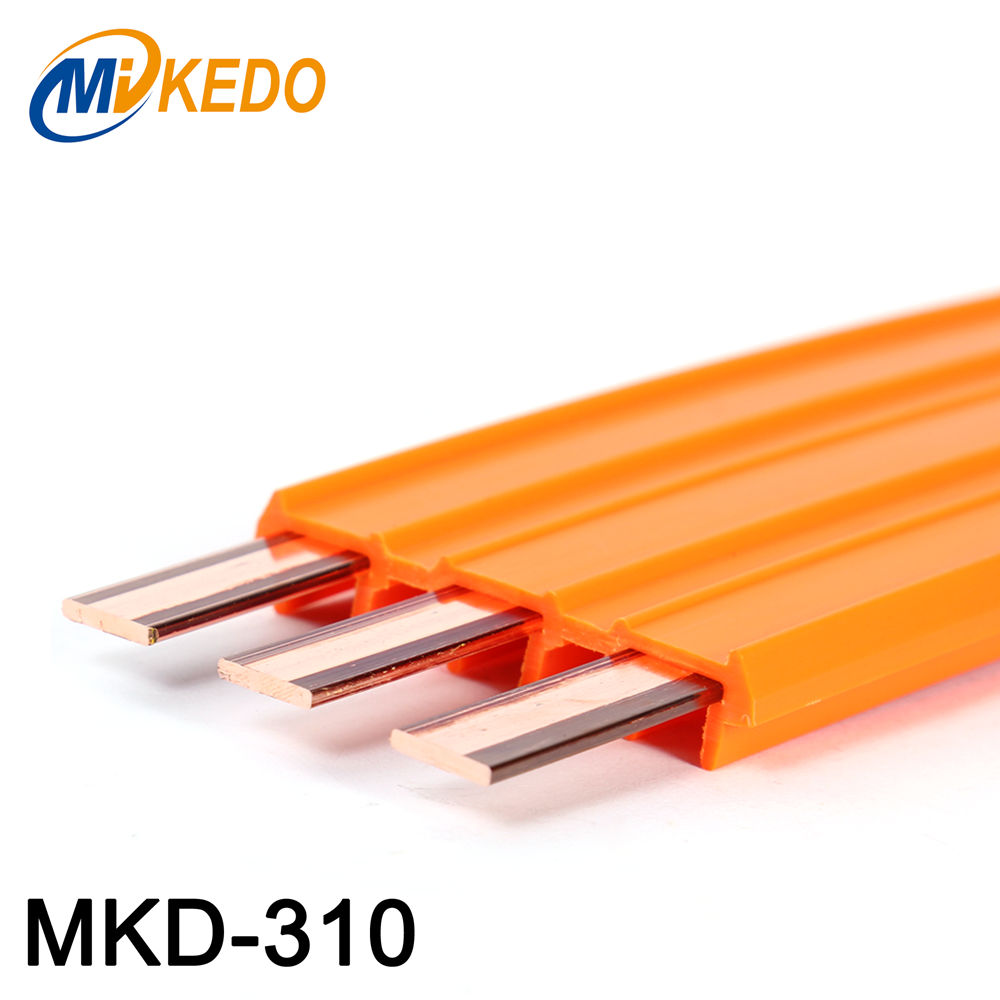 MKD-310 KEDO 3P150A Open conductor line used to conduct <strong>electricity</strong> and to transmit data for crane